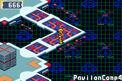 Mega Man Battle Network 6 - DarkCross (Bass Cross) Screenshot 1